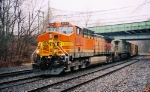 BNSF 5640 